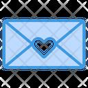 Love Letter Envelope Letter Icon