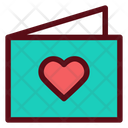 Love Letter Card Icon