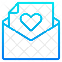 Love Letter Love Email Love Mail Icon