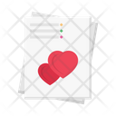 Love Letter Marriage Icon