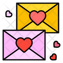 Love Letter Love Message Email Icon