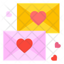 Love Letter Email Heart Icon