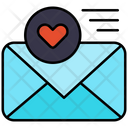Love Letter Favorite Email Love Mail Icon