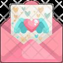 Love Letter Letter Love Icon