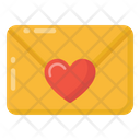 Love Letter Love Message Love Mail Icon