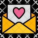 Love Letter Letter Message Icon