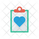 Letter Clipboard Page Icon