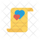 Letter Favorite Page Icon