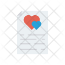 Letter Page Document Icon