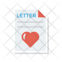 Letter File Document Icon