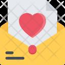 Love Letter Couple Icon