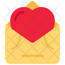 Mail Letter Love Letter Icon