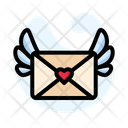 Love Letter Wing Icon