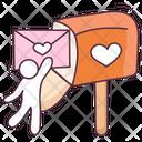 Love Letterbox Icon