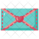 Love Letters Communications Mail Icon
