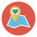 Map Location Favorite Icon