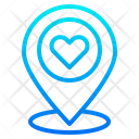 Love Location Location Placehold Icon