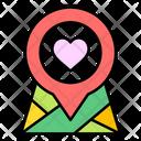 Love Location Location Love Icon