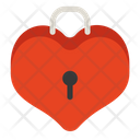 Love Lock Lock Heart Icon