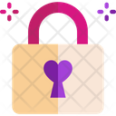 M Padlock Icon