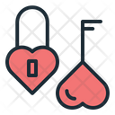 Love Lock Love Lock Icon