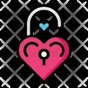 Love Lock Icon