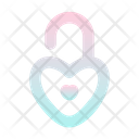 Love Lock Icon