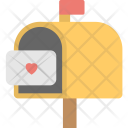 Love Mail Wedding Icon