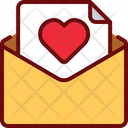 Love mail Icon