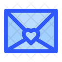 Love Mail Mail Love Icon