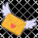 Love Message Love Mail Valentine Mail Icon