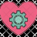 Love Management Icon