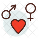 Love Marriage Icon