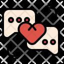 Massage Chat Conversation Icon