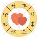 Numerology Astrology Compatibility Icon