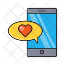 Love Message Romance Icon