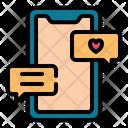 Love Message Love Romance Icon