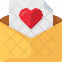 Valentine Romantic Heart Icon