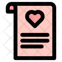 Wedding Love Marriage Icon