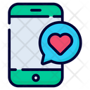 Love Message Love Love Letter Icon