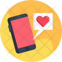 Love Message Love Chat Romantic Chat Icon