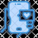 Love Message Smartphone Message Icon