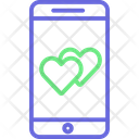 Love Message Love Notification Mobile Icon
