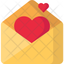 Message Valentine Mail Icon