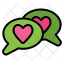 Love Message Love Chat Message Icon