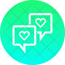 Chat Message Talk Icon