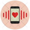 Lock Message Mobile Icon