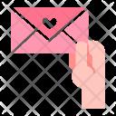 Letter Message Communication Icon