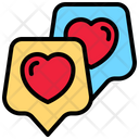 Love Messages Love And Romance Chat Icon