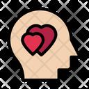 Love Mind Icon